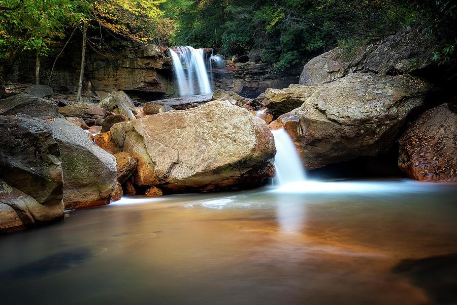 Douglas Falls by Ryan Wyckoff