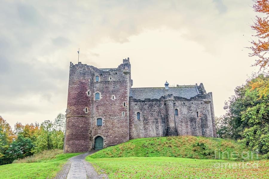 Doune Castle Photograph