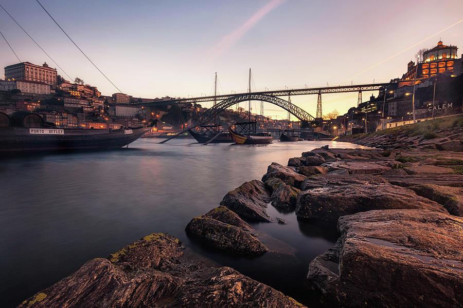 Douro river by Jorge Maia