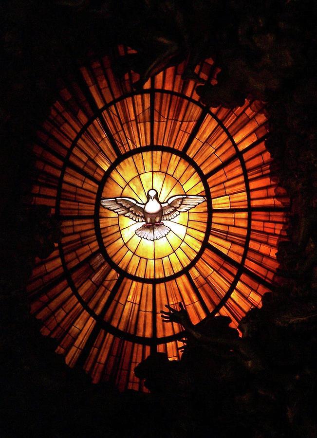 DOVE OF THE HOLY SPIRIT by Jennifer Robin