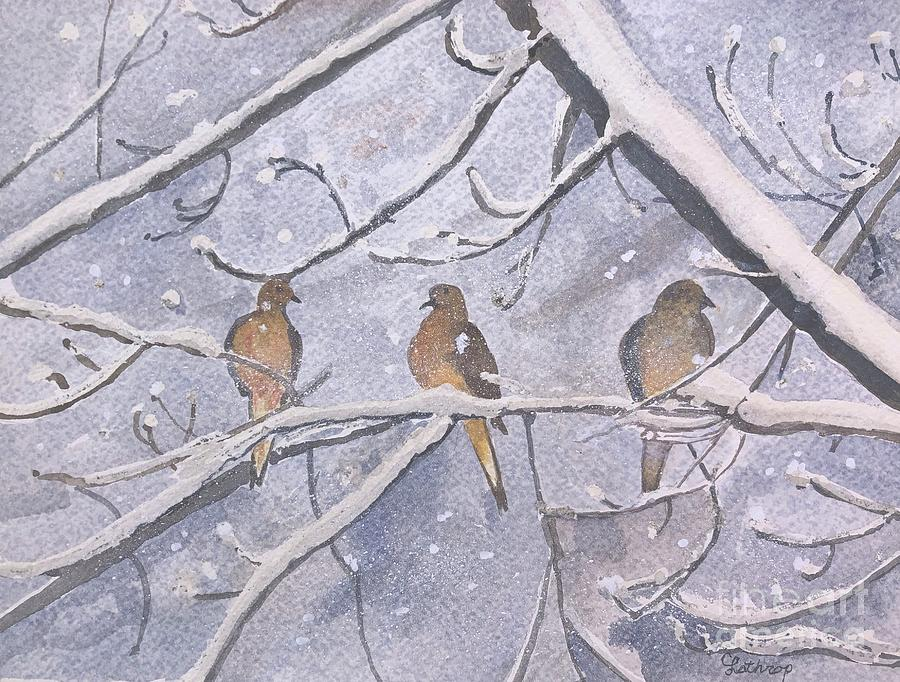 Doves by Christine Lathrop