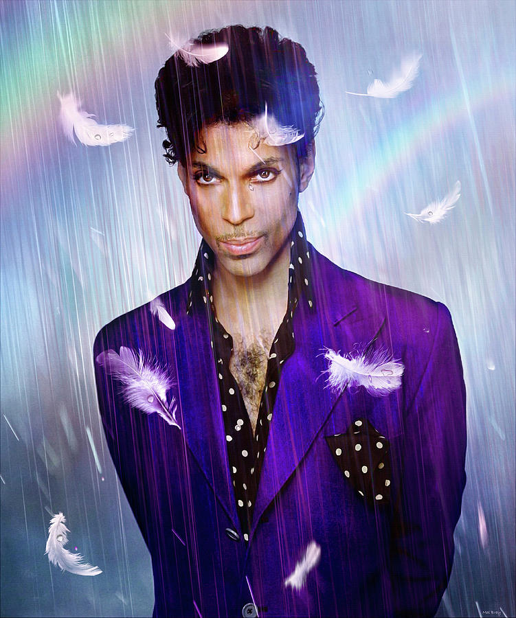 Doves Cry Mixed Media
