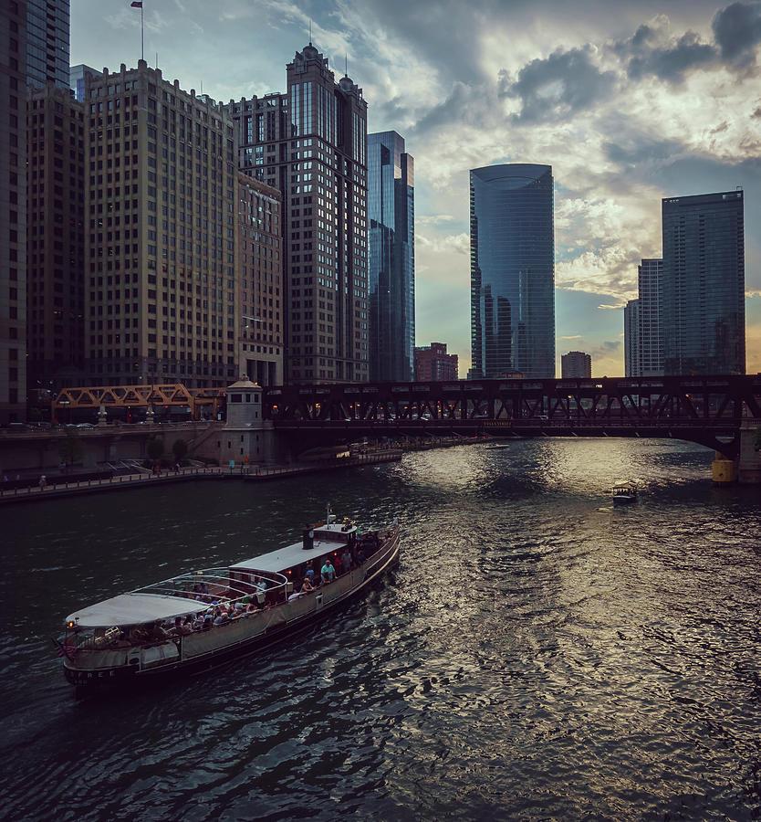 Downstream Sun by Nisah Cheatham