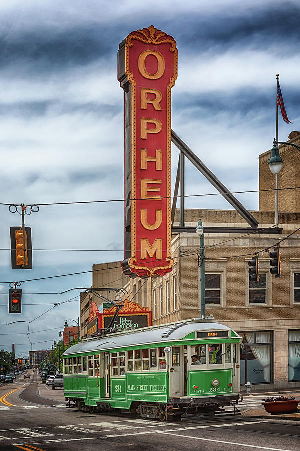 Downtown Memphis 2 by Susan Rissi Tregoning