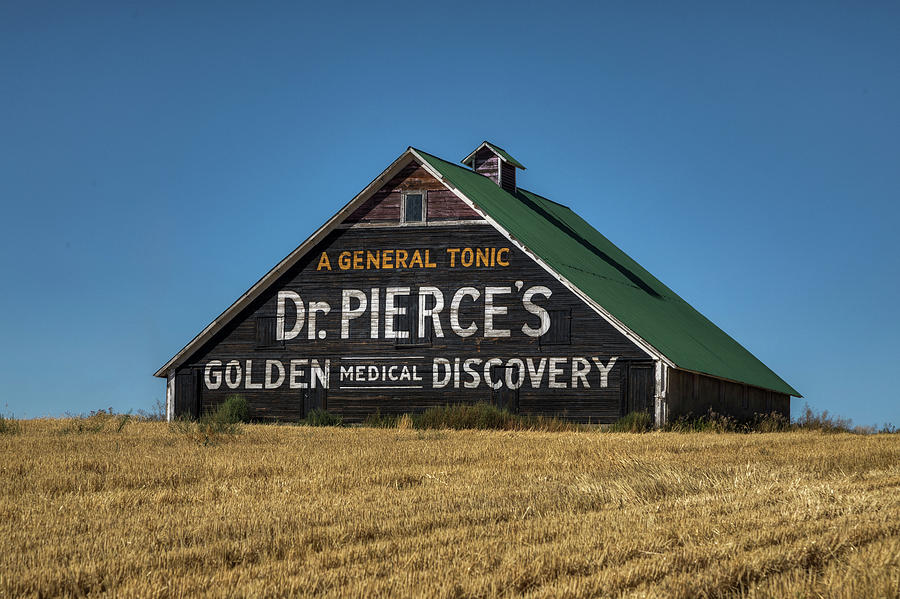 Dr Pierce's Golden Medical Discovery by Mark Kiver