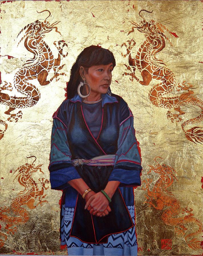 Dragon Lady by Thu Nguyen