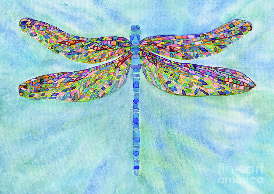Dragonfly by Anne Marie Brown