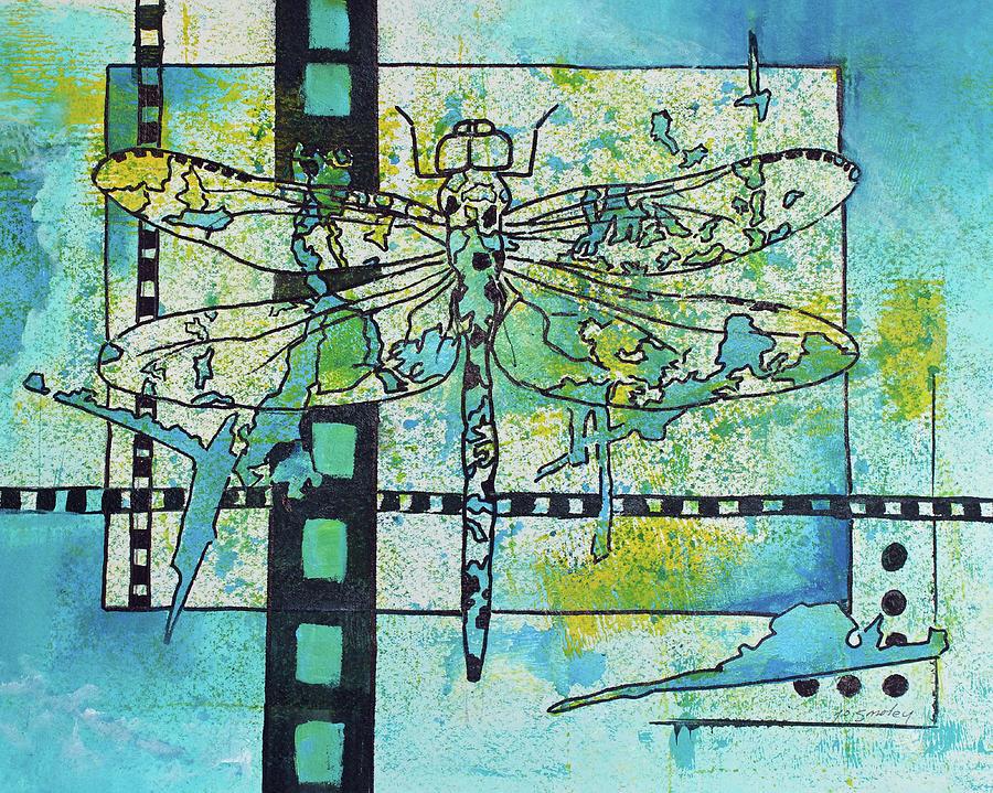 Dragonfly by Joanne Smoley