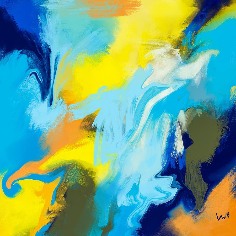 Dragon Digital Art - Dragons Breath by Ken Law
