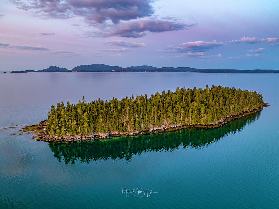 Dram Island  by Michael Hughes