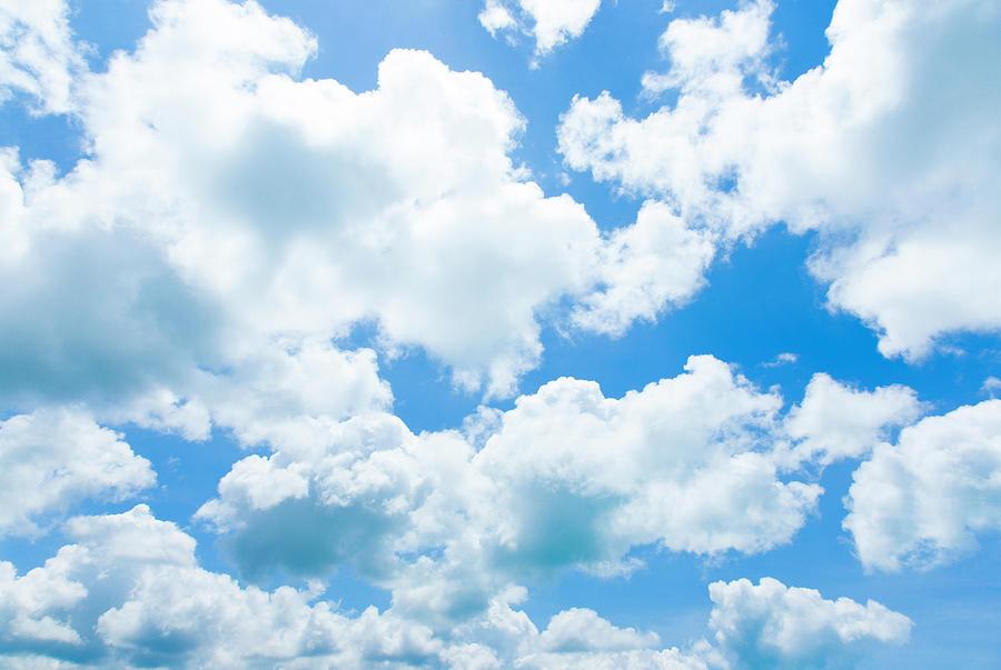 Dramatic Clouds Photograph by Ranplett