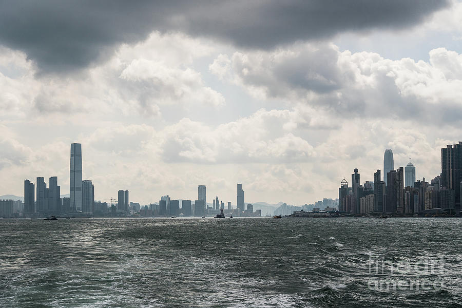 Dramatic Hong Kong by Didier Marti
