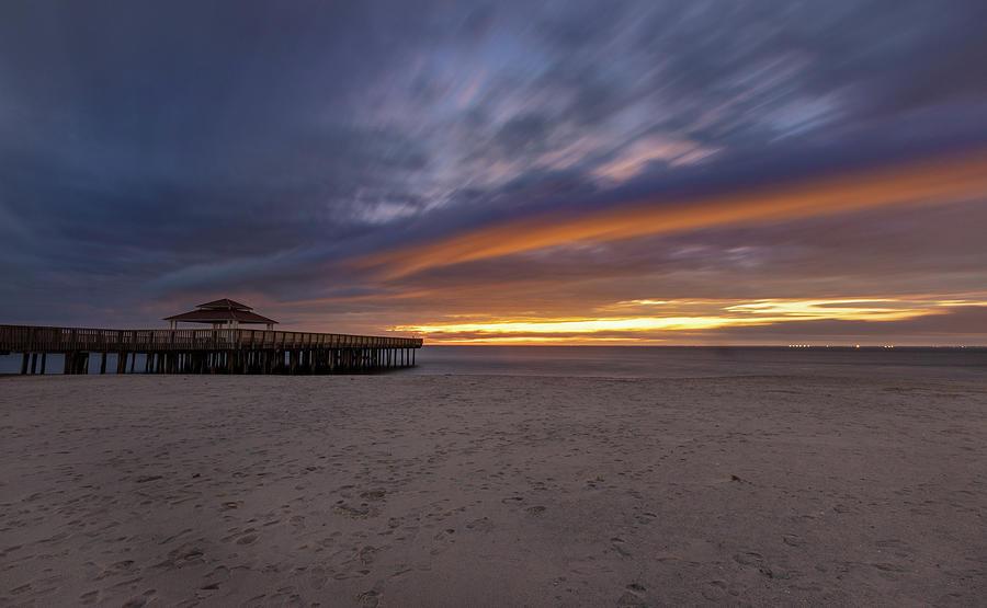 Dramatic Sunrise by Brian Knight