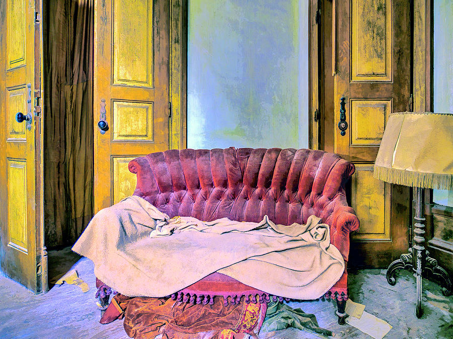Drawing Room by Dominic Piperata