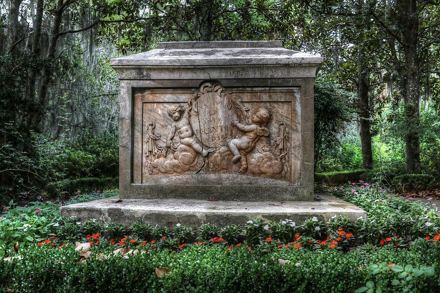 Drayton Family Vault, Magnolia Plantation Photograph