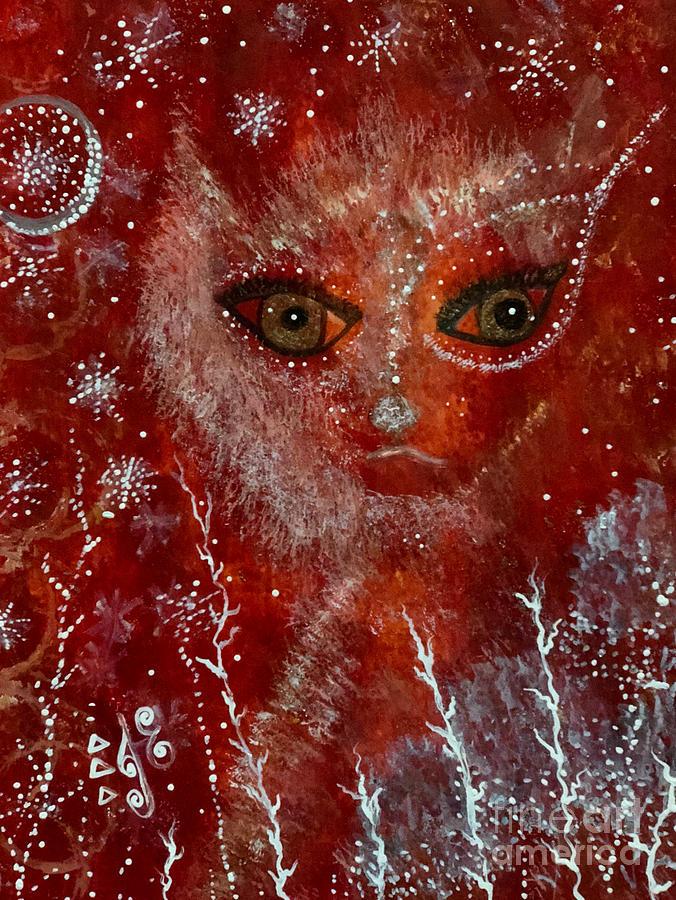 Dream Cat by Julie Engelhardt