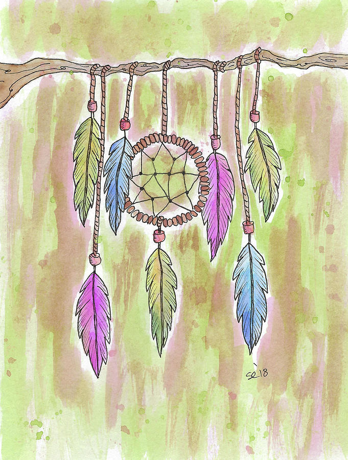 Dream Catcher by Susan Campbell