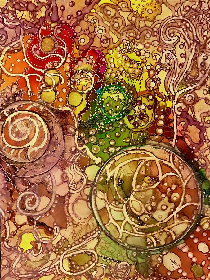 Dream1 by Rae Chichilnitsky