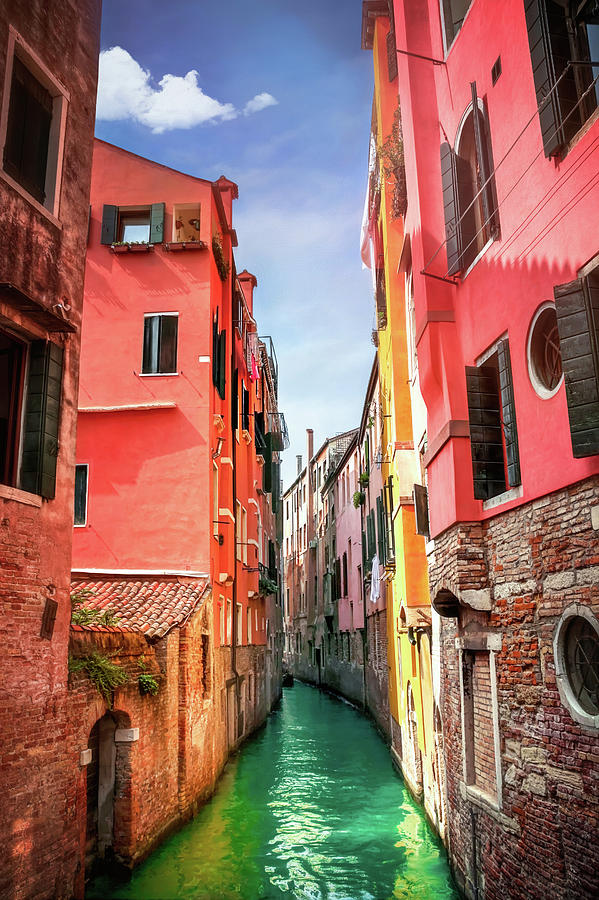 Venice Photograph - Dreaming Of Venice  by Carol Japp