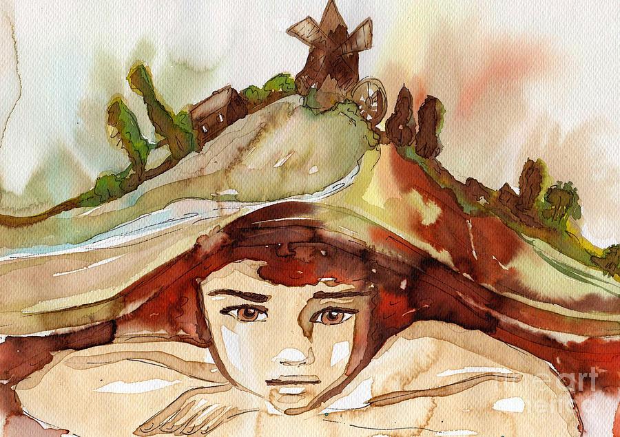 dreams of a little boy by Katarzyna Bruniewska-Gierczak