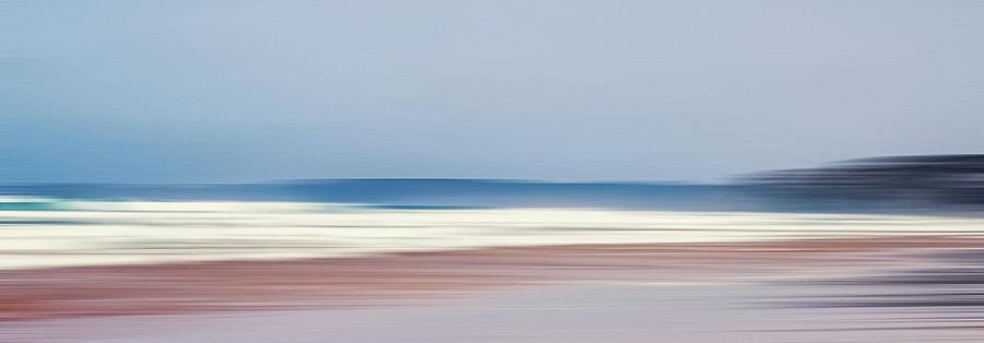 Dreamy Beach by Anne Leven