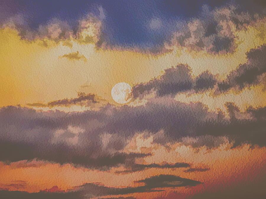 Dreamy Moon by Robert Stanhope