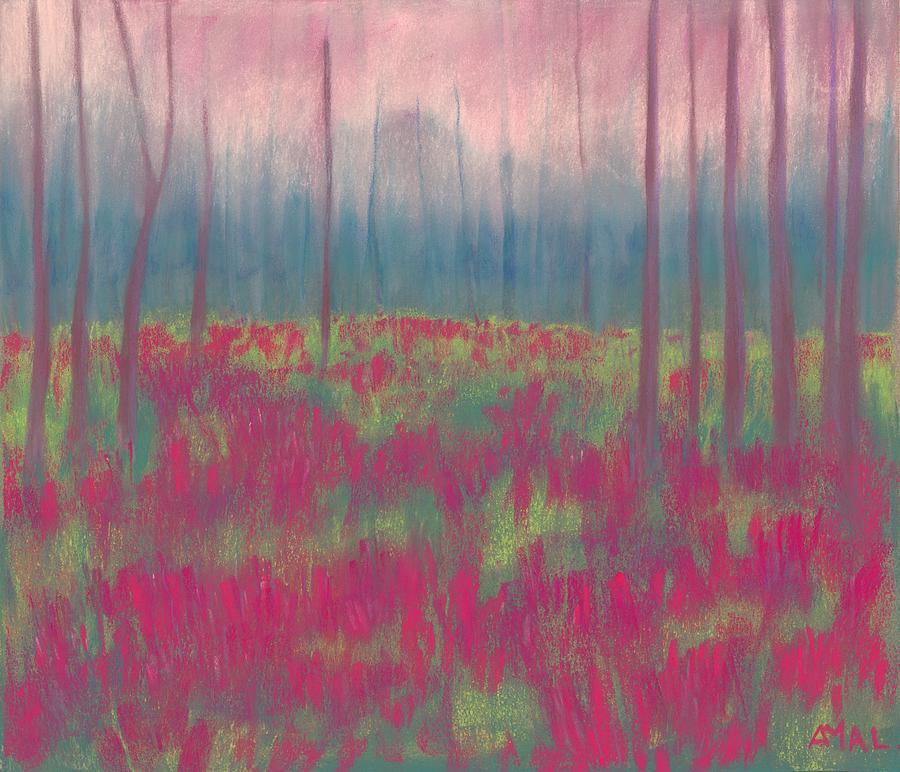 Dreamy Pink by Anastasiya Malakhova