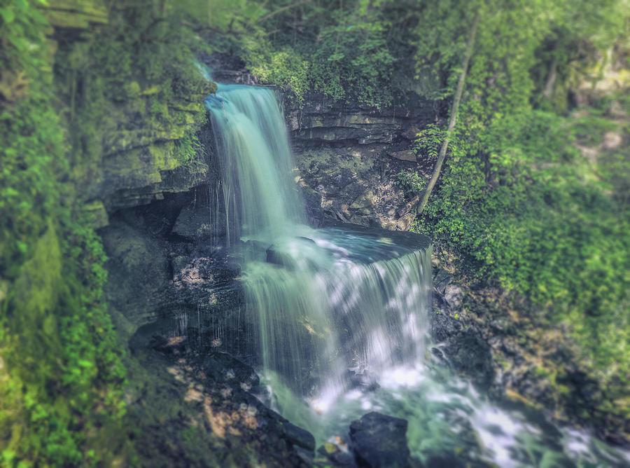 Dreamy West Milton Falls Ohio by Dan Sproul
