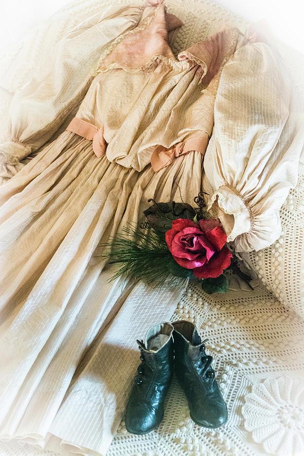 Dress by Stewart Helberg