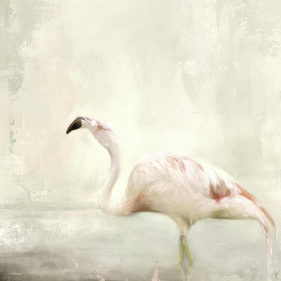 Dressed In White by Jai Johnson