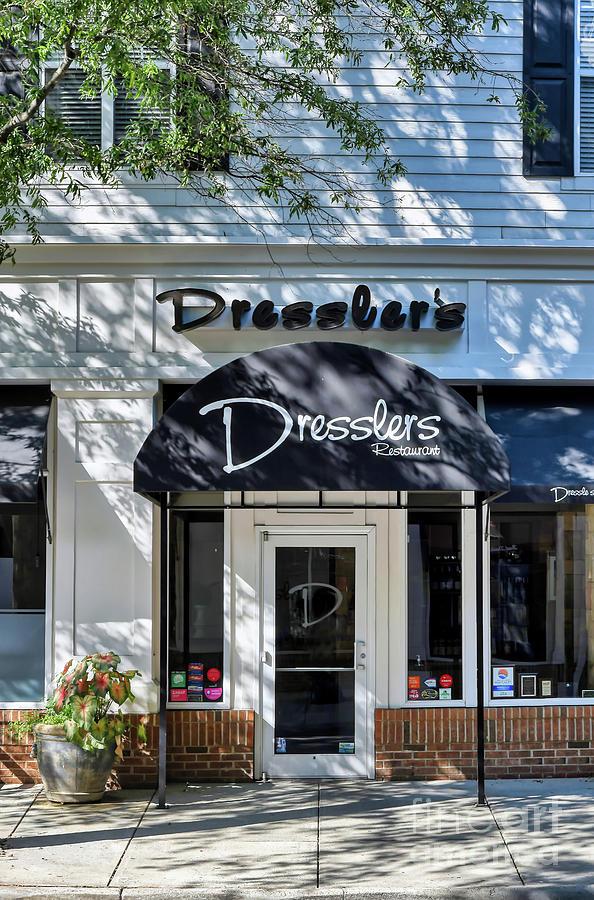 Dresslers Restaurant at Birkdale Village by Amy Dundon