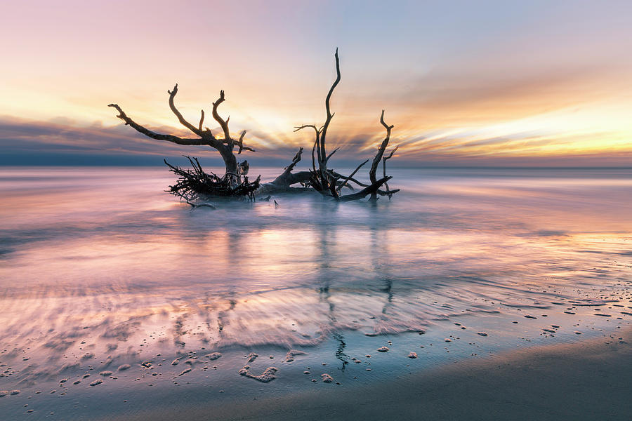 Drifting at  Dawn by Debra and Dave Vanderlaan