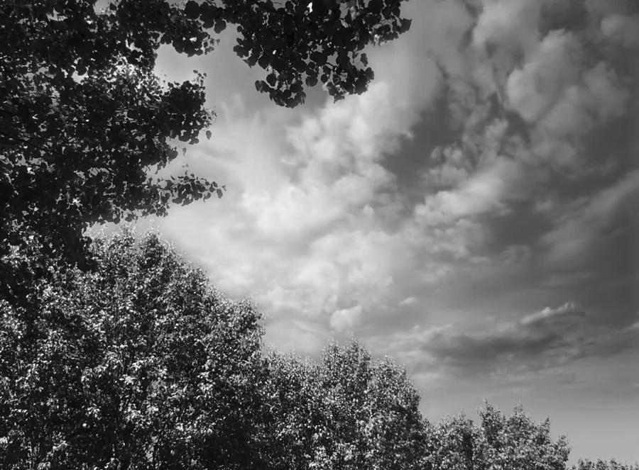Drifting Clouds by KaFra Art
