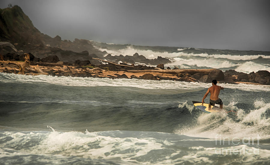 Driftwood Surfer by Eye Olating Images