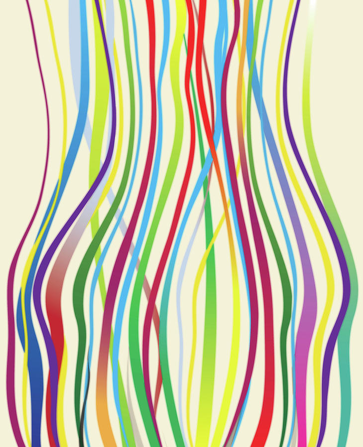 Dripping Paint Two by Gary Grayson