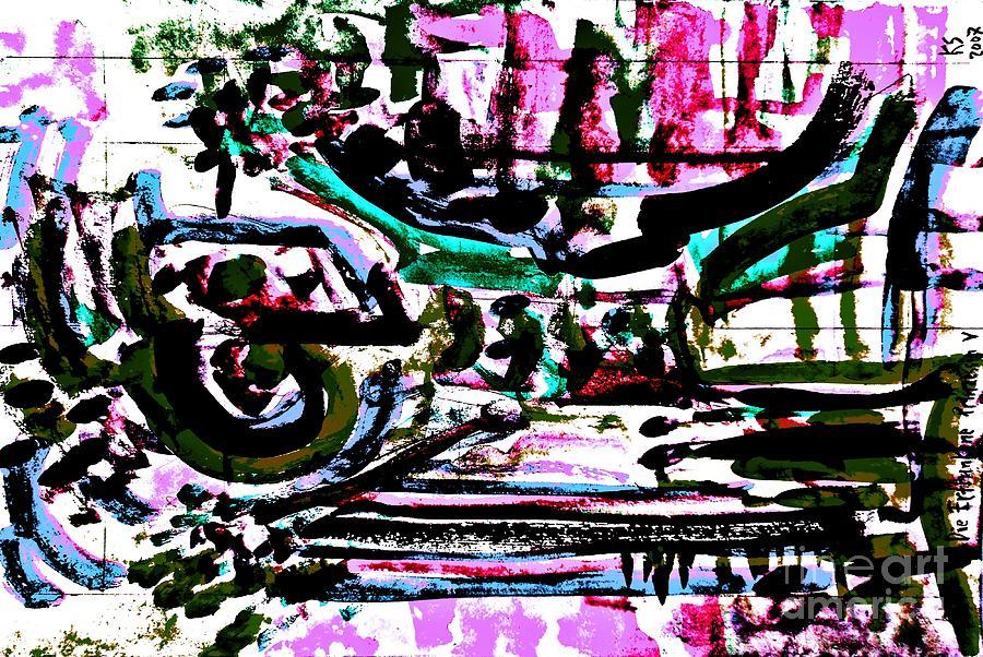 Drowned Princess-5 Painting