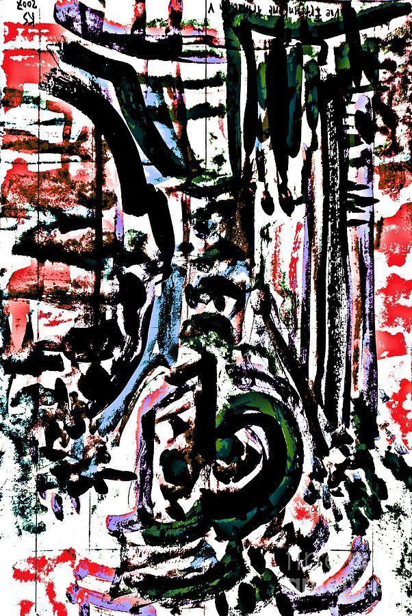 Drowned Princess-6 Painting