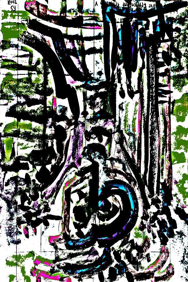 Drowned Princess-7 Painting