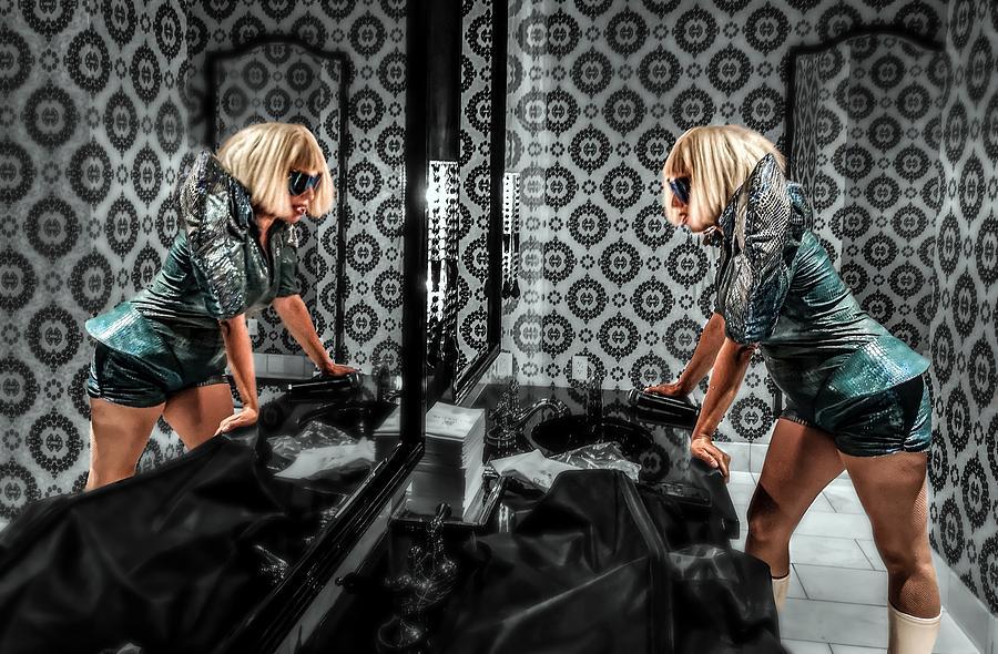 Dual Identity by Geraldine Gracia