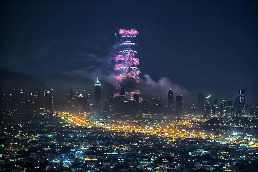 Dubai Photograph by Harith Samarawickrama
