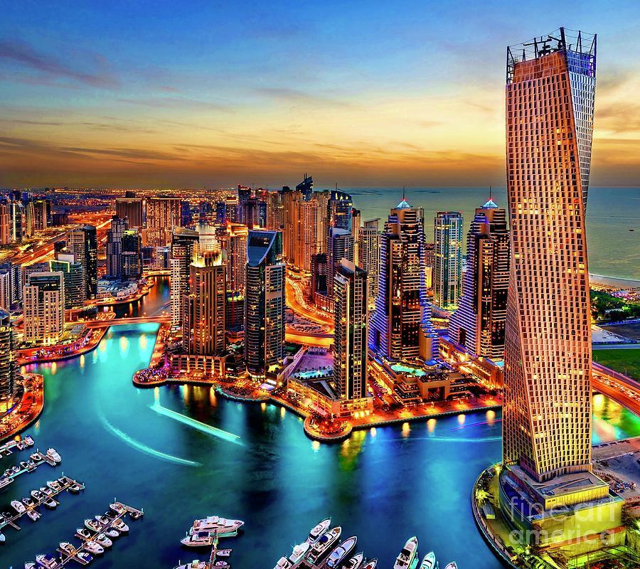 Dubai Marina  by EliteBrands Co