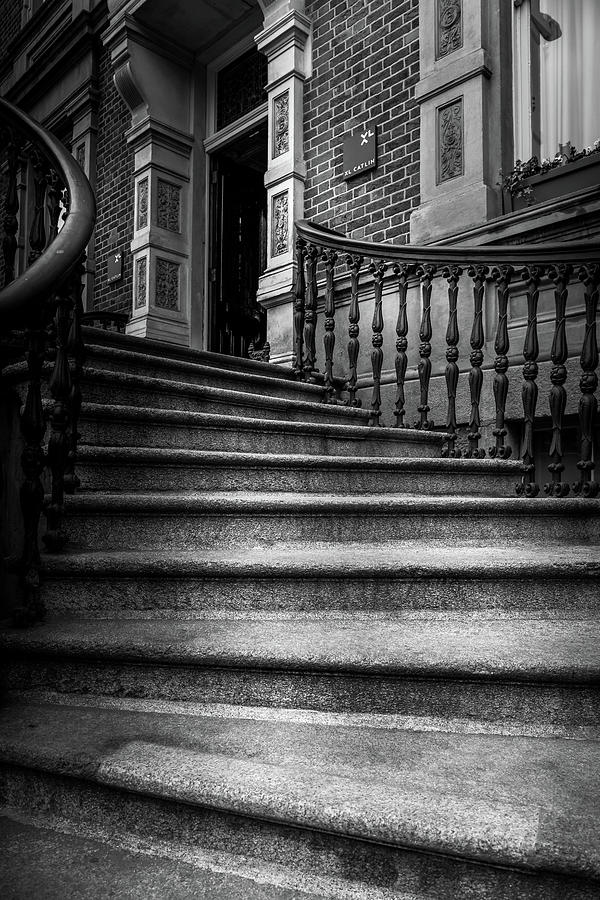 Dublin Steps by Georgia Fowler