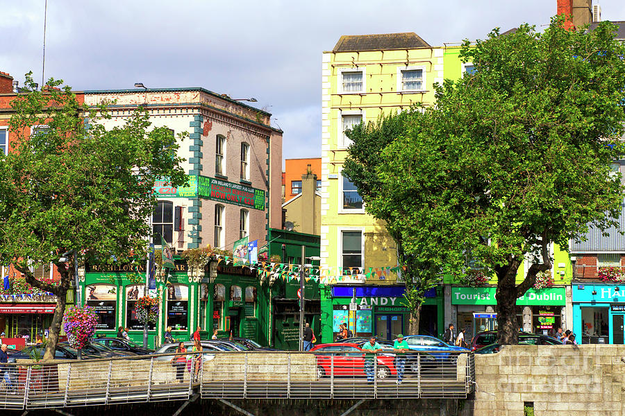 People Photograph - Dublin Summer Days by John Rizzuto