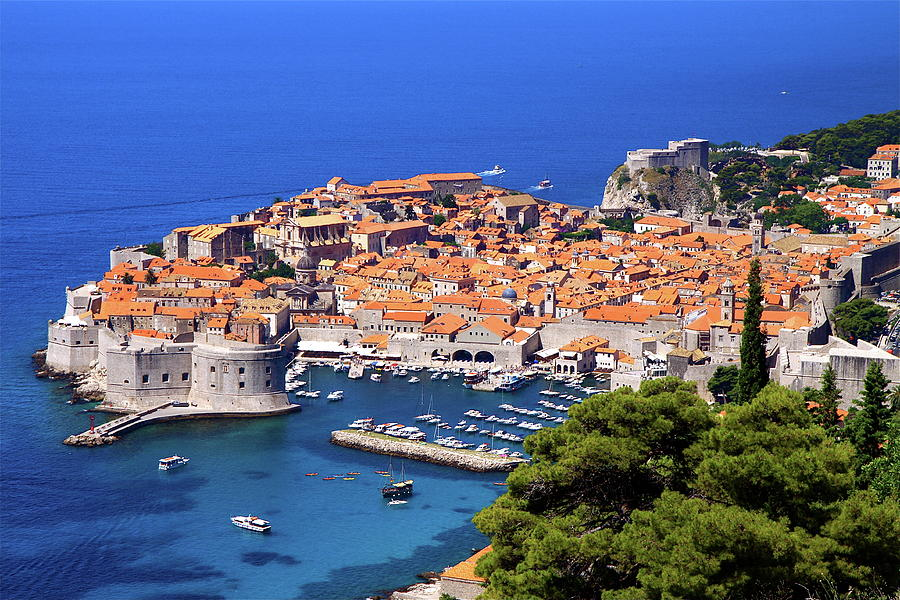 Dubrovnik Photograph by Una Coralic Photography
