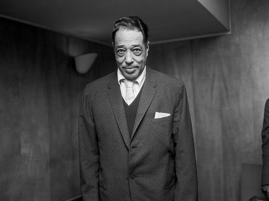 Duke Ellington Photograph by Reg Davis