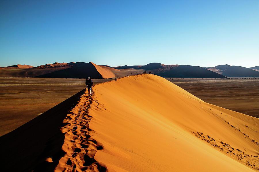 Dune Trek by Gary Hall