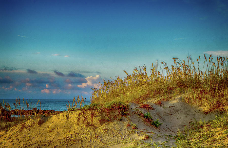 Beach Photograph - Storm And Sunshine by Susan Callaway
