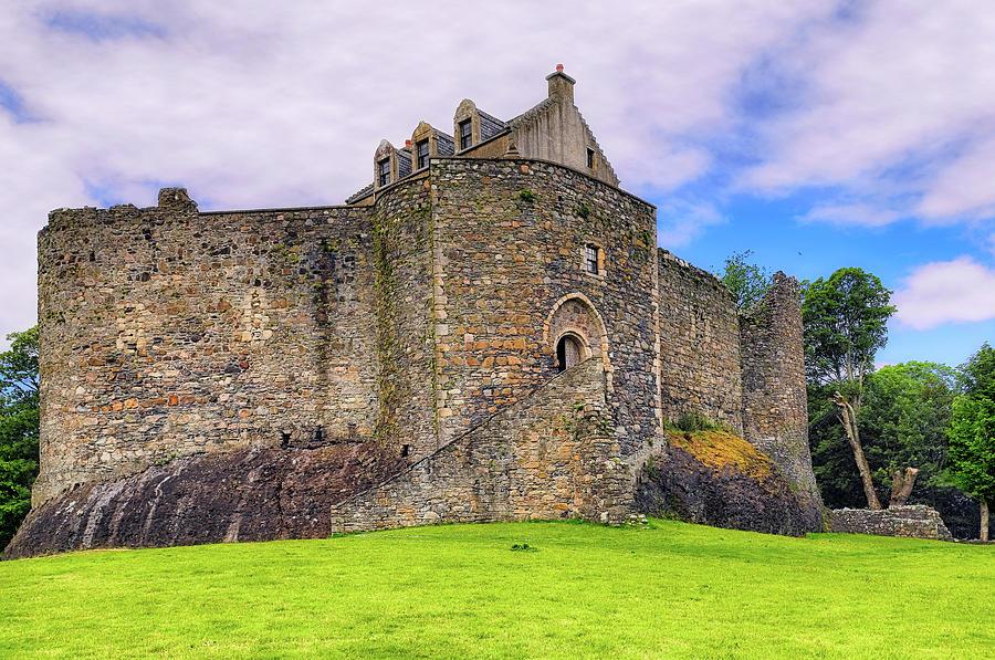 Dunstaffnage Castle - Argyll and Bute - Scotland by Jason Politte