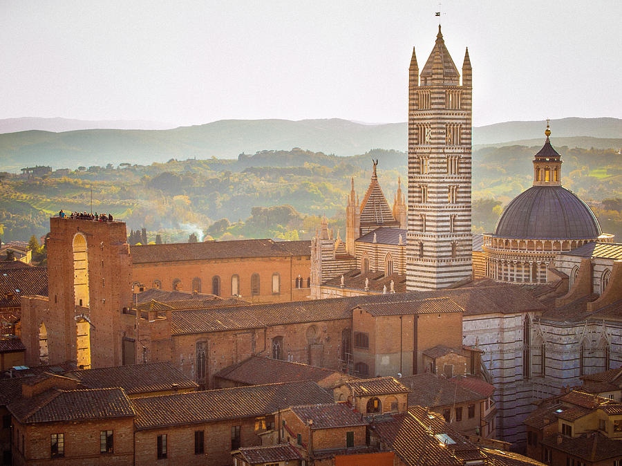 Duomo Di Siena Photograph by Miemo Penttinen - Miemo.net