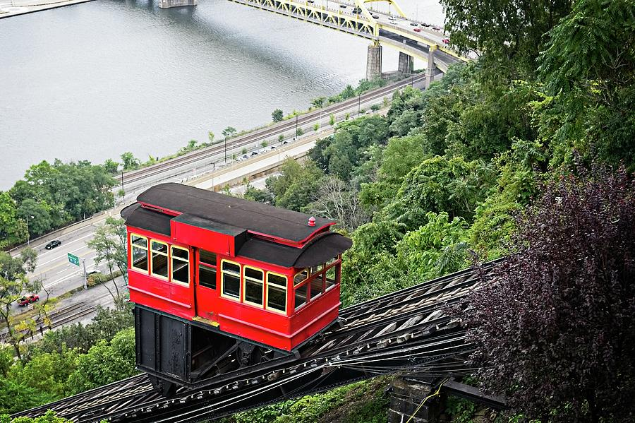 Duquesne Incline by Guy Whiteley